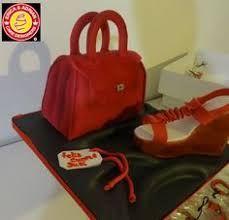 Resultado de imagen para torta de cartera y zapato