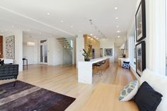 Russian Hill House by Huang Iboshi Architecture