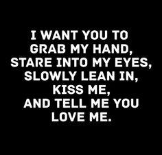 Grab Me And Love Me