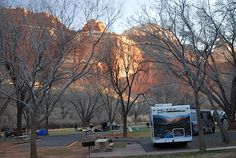 5 great national park rv campgrounds
