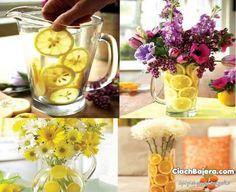 ciekawą dekorację wazonu