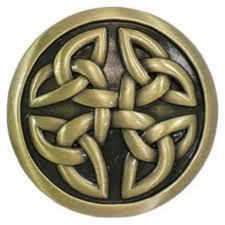 Amazing Celtic Belt Buckle