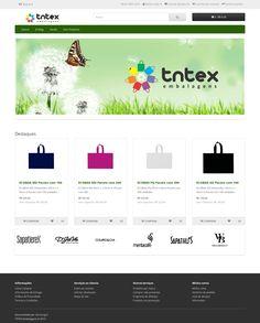 Loja Virtual TNEX Embalagens- Desenvolvido com HTML5, CSS3, JavaScript, PHP, Banco de dados MySql. Agosto de 2015