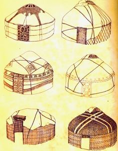 Yourtes / Especialista hábitat nómada, yurtas importador, tradicionales muebles y accesorios de Mongolia cualidades.