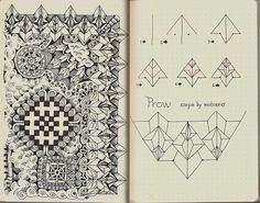 Prow by molossus, who says Life Imitates Doodles, via Flickr