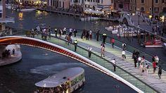 Venecia. Puente de Calatrava