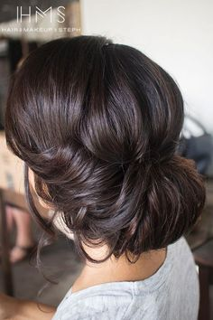 Hair for wedding                                                                                                                                                      More