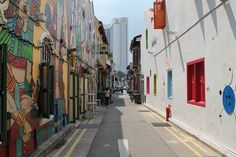 Graffiti on the streets of Singapore. #sgmemory #archivingsg
