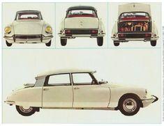 Citroën DS19 & DS21 1965