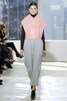 Delpozo Autumn/Winter 2014 Ready to Wear Collection