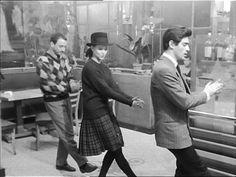 Bande à part, Jean-Luc Godard
