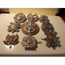 A bargain lot of Scottish Vintage Regimental Bonnet Badges