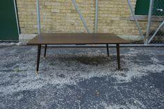 Modern Coffee Table by RubyRestoration on Etsy, $249.00