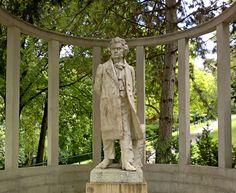 Lion Sculpture, Statue, Park, Parks, Sculpture, Sculptures