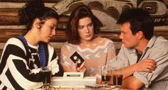 Maddy, Donna & James sleuthing, Twin Peaks