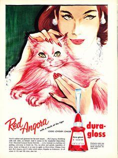 Vintage ad, 1957