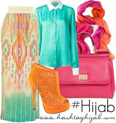 Hashtag Hijab Outfit #359
