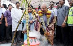 ¿Conoce ud el festival de la cosecha Hindu Ponggal en Klang, Malasia? descubra de que se trata aquí