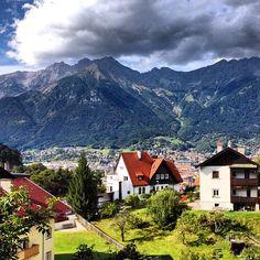 Innsbruck, Austria. Photo courtesy of rgd3 on Instagram.