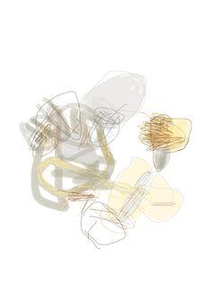 Digital abstract painting Olivier Umecker www.olivierumecker.fr