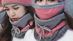 No more chill in this winter with our knitted hat, scarf and mask set! Crafted with thick plush lining, this practical set will offer you super warm wear experience, which allows you to go shopping, skating, skiing more pleasantly. Currently 50%OFF with Free Shipping!! Only on neulons.com Valentine Day Special, Layers Design, Winter Sale, Holiday Sales, Go Shopping, Skating, Knitted Hats, Chill, Plush