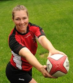 Ashley Snider knows exactly what will be expected of her when she suits up for Canada's under-20 women's rugby team at the Nations Cup in London, England.