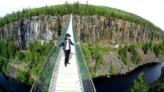 This Incredible Canyon In Ontario Is Worth Visiting At Least Once In Your Life featured image Oh The Places You'll Go, Places To Travel, Travel Destinations, Places To Visit, Alberta Canada, Ottawa, Vancouver, Ontario Travel, Canadian Travel