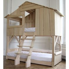 bunk bed house - Google Search