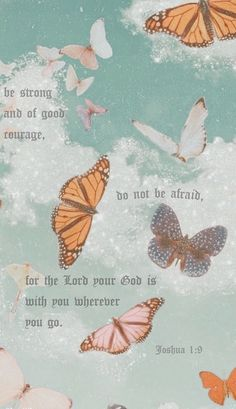Iphone Background Wallpaper, Butterfly Wallpaper, Aesthetic Iphone Wallpaper, Aesthetic Wallpapers, Glitter Wallpaper, Iphone Backgrounds, Jesus Wallpaper, Bible Verse Wallpaper, Wallpaper Quotes