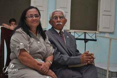 IEADRN em Lajes comemora Aniversário do Pastor Francisco Cirilo.