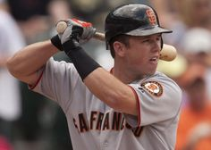 Buster Posey of SF Giants