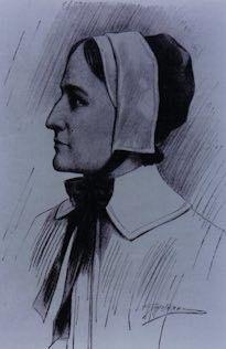 Anne Hutchinson (1591 - 1643)