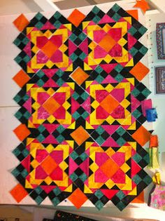 Quilting Revolution: Mystery Quilt Inspiration