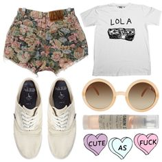 """""""Cute as f*uck ♥"""" by carocuixiao on Polyvore"""