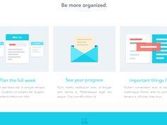 Be more organized  by Frantisek Kusovsky