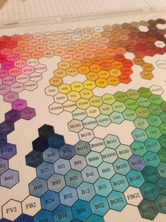 Have you seen the new Copic Hex Chart that my friend Sandy Allnock created? It is sheer brilliance, really. Many Copic users, including me, have relied on the numbering system to decide what colors will work well together for shading. Copic Marker Art, Copic Sketch Markers, Copic Art, Copic Color Chart, Copic Colors, Color Charts, Coloring Books, Coloring Pages, Copic Markers Tutorial