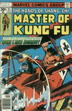 Master of Kung Fu # 57 by Dave Cockrum & Ernie Chan