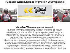 Fundacja Wierczuk Race promotion w Skwierzynie : komunikat