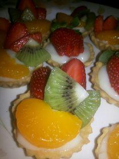 Happy holiday ^-^ *my fruit tart