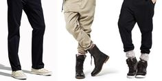 Common Fashion Mistakes: How To Wear Trousers Correctly #FashionTip #Men