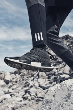 White Mountaineering x adidas Originals NMD Chukka