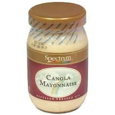 Soy-free mayonnaise from Amazon Fresh!
