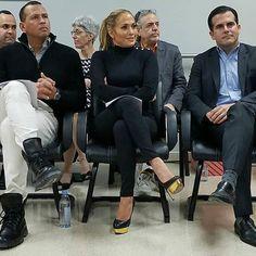#Repost @primerahora・・・Jennifer López @jlo y Alex Rodríguez @arod llegaron a Puerto Rico con $2.1 millones, para los distintos Centros de Salud Primaria 330. #jlo #arod #loiza #noticias #puertorico
