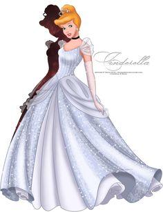 Nuevo vestido de Cenicienta por selinmarsou