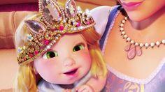Baby Rapunzel <3