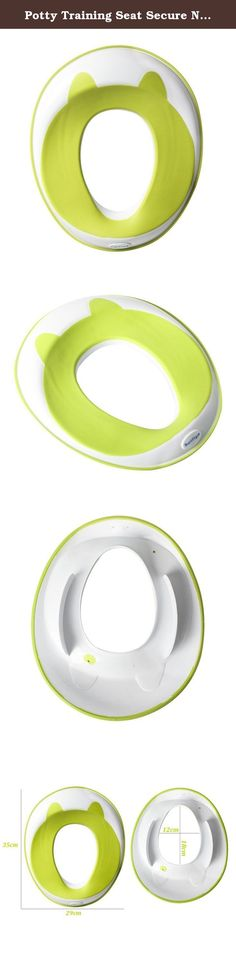 Potty Training Seat Secure Non-Slip Surface Prep Ring Toilet Trainer for 2 to 8 Years Old Unisex Baby Kids Children Toddler (Green). If you've been searching for the safest and most secure potty training toilet seat, your search is finally over! Our potty training seat helps your little one learn to use the toilet with confidence.The potty training seat help mom liberate their hands. You'll love the stylish design and functionality of our training seat. Its color blends in well with your...