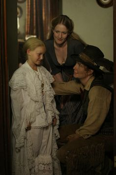 Deadwood - Season 1 Episode Still