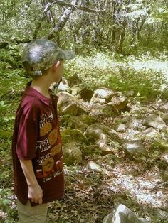 """Fun game/activity for the drive to the trailhead: Nature Detective. Read about tried and true diversions for day hiking with children in """"Hikes with Tykes: Game and Activities."""""""