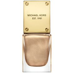 Michael Kors Sporty Nail Lacquer - Posh ($18) ❤ liked on Polyvore featuring beauty products, nail care, nail polish, beauty and michael kors