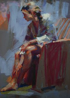 Margaret Dyer - Portfolio of Works: Pastels Soft Pastel Art, Pastel Artwork, Pastel Drawing, Figure Painting, Figure Drawing, Linocut Prints, Art Prints, Block Prints, Pastel Portraits